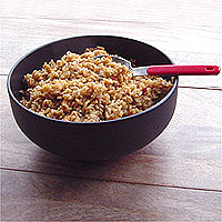 Pecan Rice: Main Image