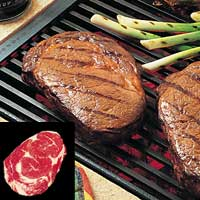 Rib-Eye Steak: Main Image