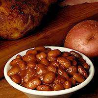 Swedish Brown Beans: Main Image