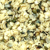 Shelled Hemp Seed: Main Image