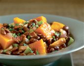Black Soybean and Butternut Squash Stew