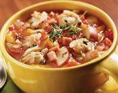 Confetti Clam Soup