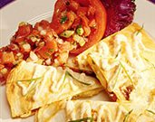 Pear and Brie Quesadillas
