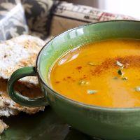 Pumpkin Soup: Main Image