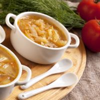Rice and Cabbage Soup: Main Image