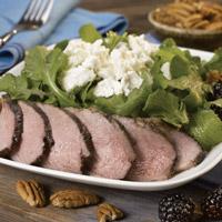 Lamb Arugula Salad: Main Image