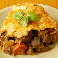 Easy Lamb Pie: Main Image