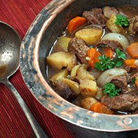 Heartland Lamb Stew: Main Image