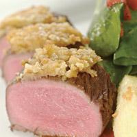 Fresh Herb and Parmesan Lamb Chops: Main Image