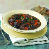 Slow-Cooker Lamb and Fig Stew: Main Image