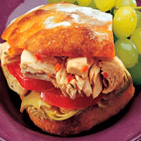 master.k.m.us.AlbacoreArtichokeSandwiches Healthy Living