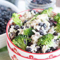 Marinated Black Bean Salad: Main Image