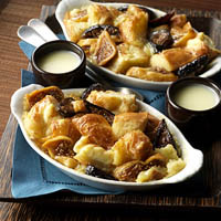 Bread Pudding with California Dried Figs: Main Image