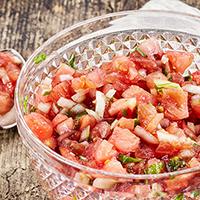 Artichoke Salsa: Main Image