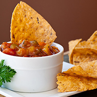 Black Bean and Mango Salsa: Main Image