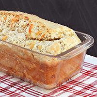 Cheddar Garlic Bread: Main Image