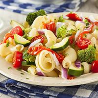 Very Veggie Pasta Salad: Main Image