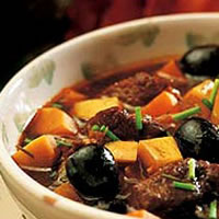 Autumn Lamb Stew: Main Image