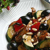 Balsamic Glazed Chicken Stir-Fry: Main Image