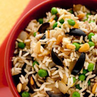 Caramelized Onion Pilaf: Main Image