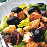 Fire Roasted Chicken Salad: Main Image