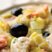 Old Country Seafood Chowder: Main Image