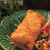 Southwestern Egg Rolls: Main Image