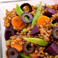 Wheat Berry Primavera: Main Image