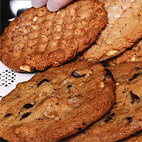 Wheat-Free Chocolate Chip Cookies: Main Image