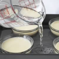 Basic Baked Custard: Main Image