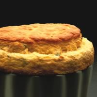 Basic Cheese Souffle: Main Image