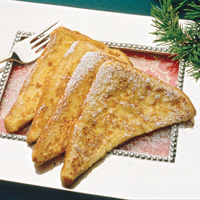 Basic French Toast: Main Image