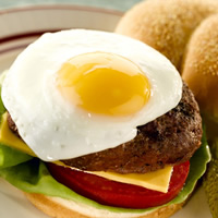Burger Eggstraordinaire: Main Image