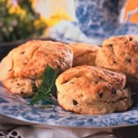Chocolate Chip Scones: Main Image
