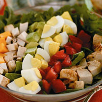 Convenient Chopped Salad: Main Image