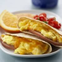 Easy Egg Breakfast Quesadillas: Main Image
