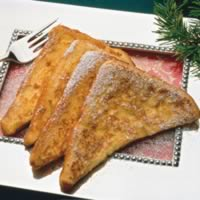 Eggnog French Toast: Main Image