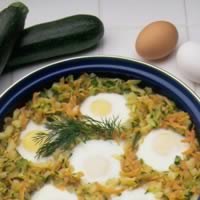 Eggs and Hash Brown Skillet: Main Image