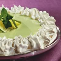 Key Lime Angel Pie: Main Image