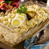 Mom's Old Fashioned Potato Salad: Main Image