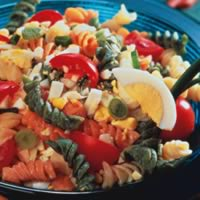 Pasta Salad with Herb Vinaigrette: Main Image