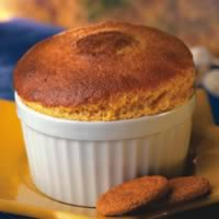 Pumpkin Souffles: Main Image