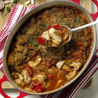 Chicken Cassoulet: Main Image
