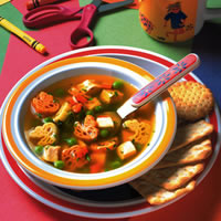 Chicken Noodle Soup: Main Image