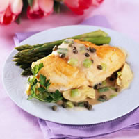 Lemon Artichoke Chicken: Main Image