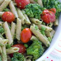 Basil Pesto Pasta: Main Image