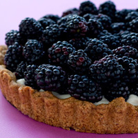 Blackberry Tart: Main Image