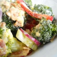 Broccoli Salad: Main Image