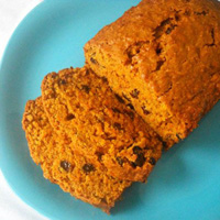 Carrot Raisin Bread: Main Image