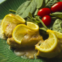 Chicken Piccata: Main Image